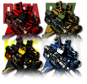 Alpha palette