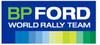 Ford WRC Logo