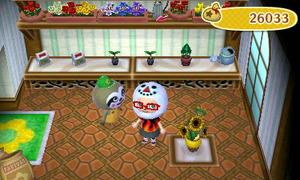 Gardening Shop ACSS