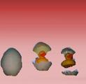 Hatchling egg smash bros
