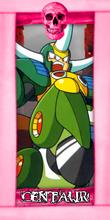 MASSES Character Centaur Man