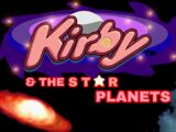 Kirby and the Star Planets