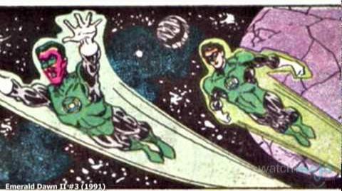 Supervillain Origins Sinestro
