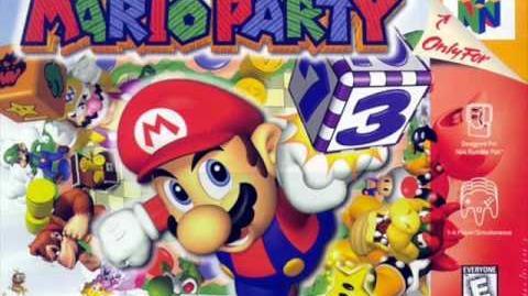 The Stolen Star (Mario Party)