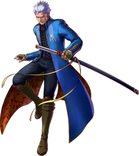 Vergil (Project X Zone 2)