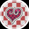 World5Patch Heart