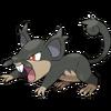 019Alolan Rattata