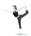 ACL - SSBSwitch recolour - Wii Fit Trainer 13