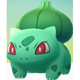 Image - Bulbasaur Pokemon GO.png   Fantendo - Nintendo ...