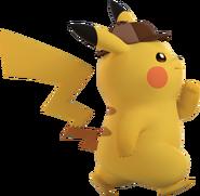 Detective Pikachu walk