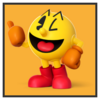 JSSB character preview icon - PAC-MAN