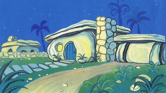 KOF FlintstonesHome