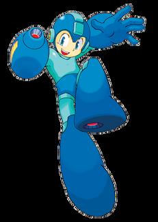 MegamanTransparent