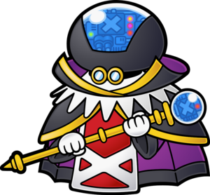 PM TTYD Grodus Transparent