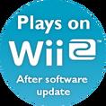 Wii 2 sticker 1