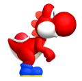 120px-Red YoshiSMWWii