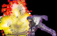 3.6.Chrom using Flare Blade