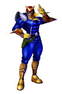 Captain Falcon 2