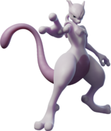 Mewtwo - Pokemon Mewtwo Strikes Back Evolution