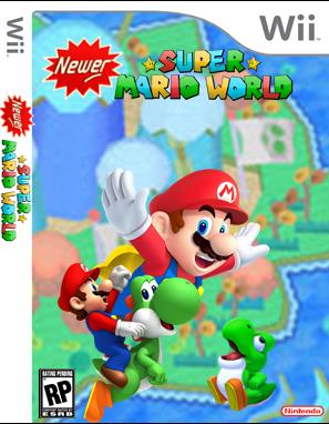 Newer Super Mario World Fantendo Nintendo Fanon Wiki Fandom