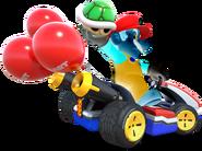 Oiram Kart 8 Deluxe Battle Mode