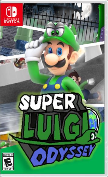 483eea4be30 Super Luigi Odyssey