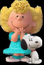 Sally & Snoopy