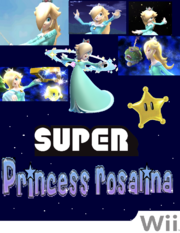 Super Princess Rosalina cover