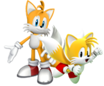 Tails Classic and Modern