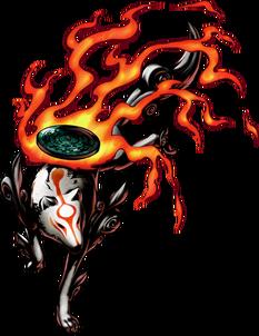 UMvC3 Amaterasu