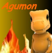 Unlockable (3) Agumon