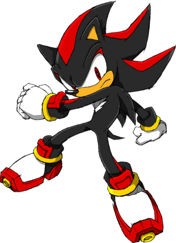 File:7. Shadow The Hedgehog.png