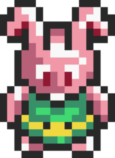 ALttP Bunny Link