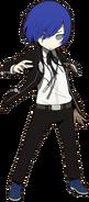 PQ Protagonist (Persona 3 ) Render