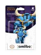Shovel Knight Amiibo 1