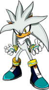 Silver the hedgehog by thedarkshadow1990-dalzk6y