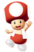 Super Toad (The Super Mario Bros. Super Show)