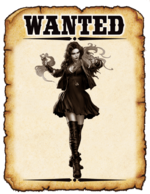 BountyPoster ScarletWitch