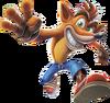 Crash Bandicoot - The Advatures of Crash Bandicoot (Made by Guy van Volen)