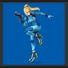 JSSB character preview icon - Zero Suit Samus