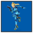 JSSB character preview icon - Zero Suit Samus