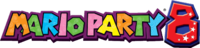 MarioParty8Logo