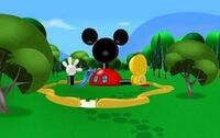 Mickey Mouse Clubhouse Picture