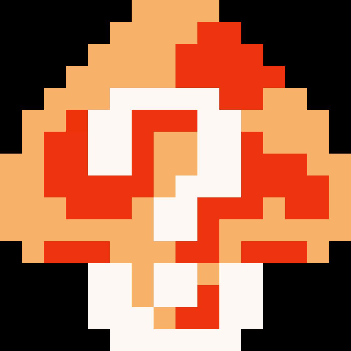 Stone Block Sprite : Mystery mushroom fantendo nintendo fanon wiki fandom