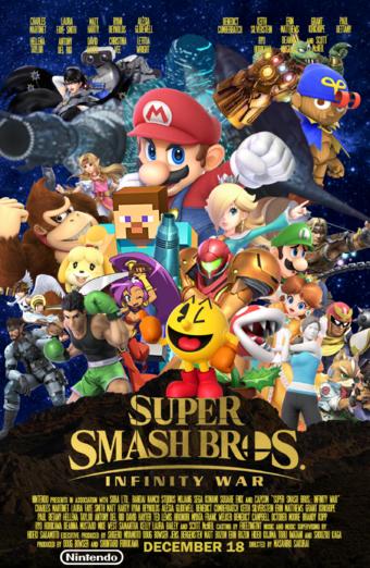 Super Smash Bros Infinity War Fantendo Nintendo Fanon Wiki Fandom