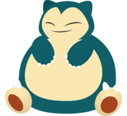 Snorlax - Pokemon Playhouse