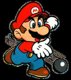 Superball Mario - Super Mario Land