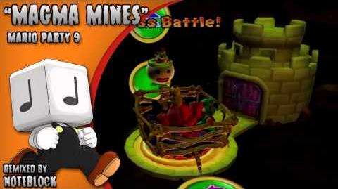 """Magma Mine"" Mario Party 9 Remix"