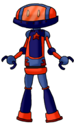 Charlie the Robot Attorney