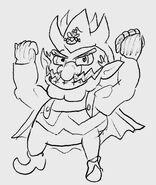 EmperorWarioSketch